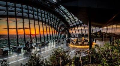 Large conference venue - Sky Garden
