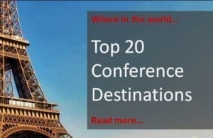 Top Conference Destinations.