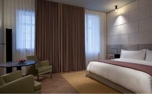 Cafe Royal Bedroom