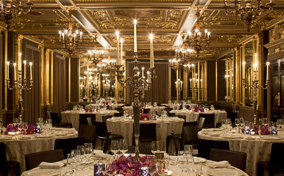 Cafe Royale London Rooms