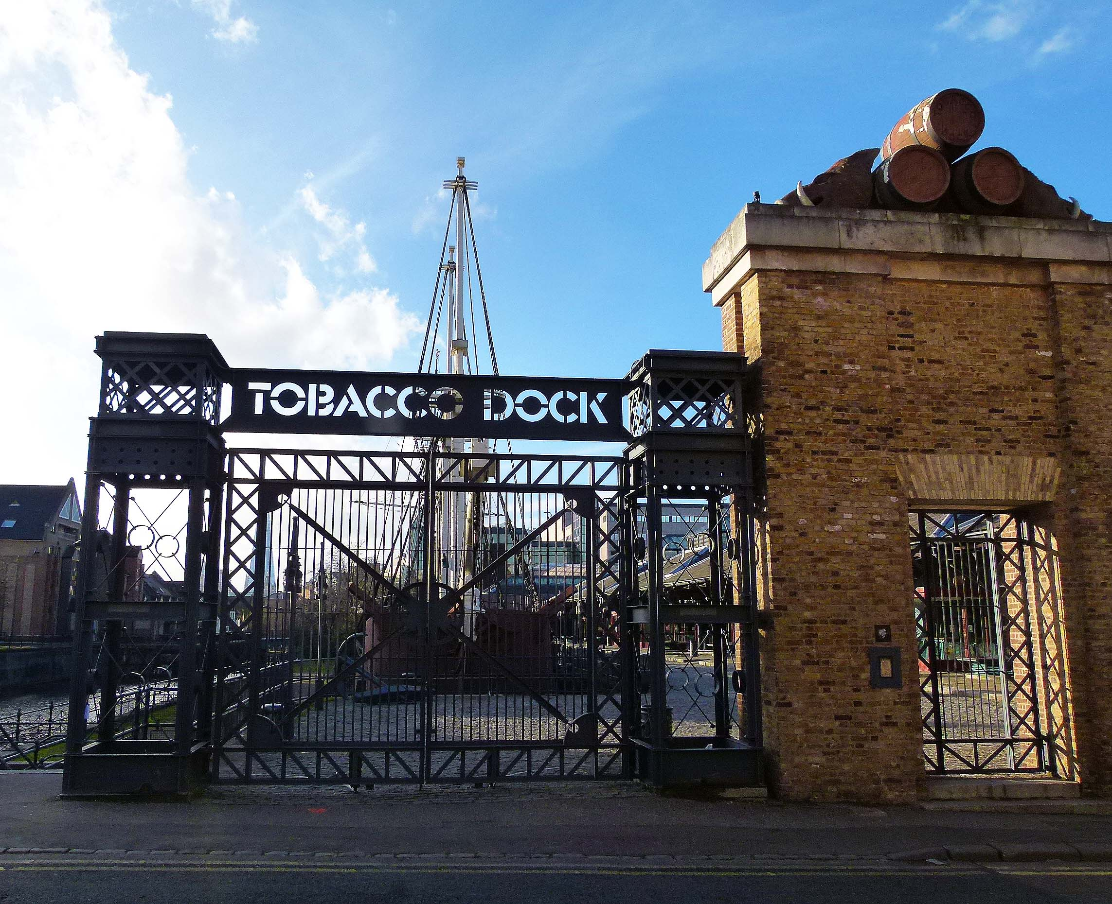 Image Result For Tobacco Dock London