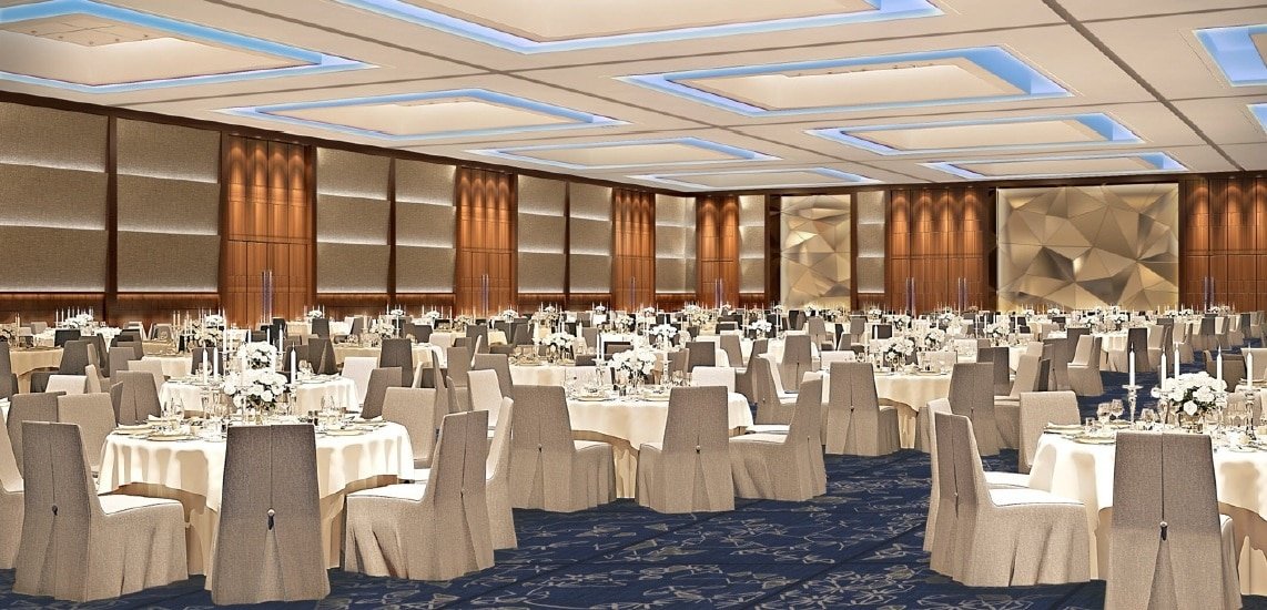 Image gallery intercontinental at the o2 for Hotels 02 london