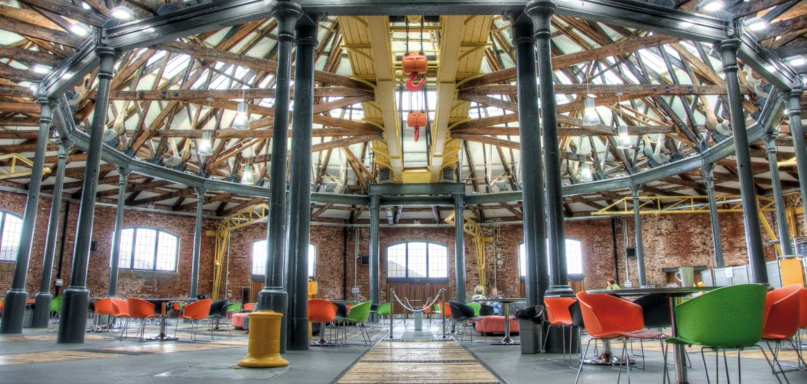 large conference venues london_Roundhouse