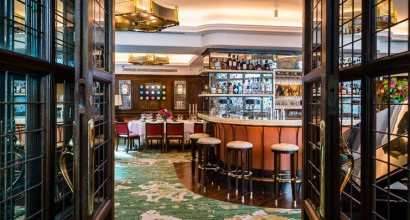 Private Dining Room at the Ivy is Back