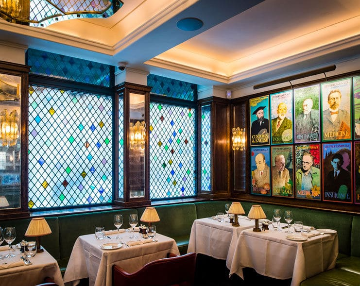 Private Dining Room At The Ivy Ivy Private Room2 InterContinental ... Part 31