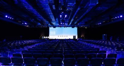 Large conference venue in East London: EventsHere