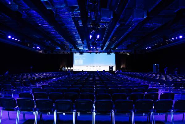 Large conference venue in East London EventsHere 2