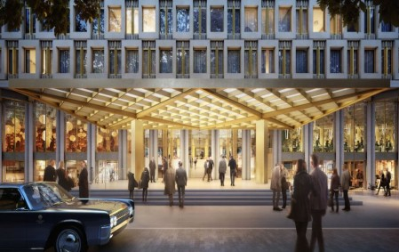 New luxury hotel in Mayfair