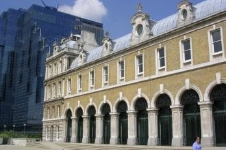 Large London Conference Venues - Old Billingsgate