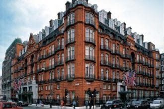 Luxury London Conference Hotels - Claridges
