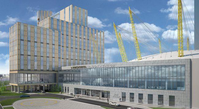 Large conference hotel - IC O2