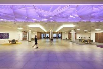 Large conference venue - 155 Bishopsgate
