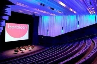 Large conference venue