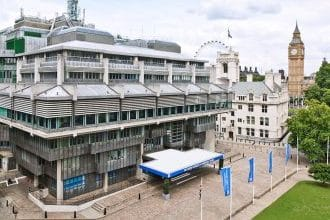 Large London Conference Venues - Queen Elizabeth II ConferenceCentre