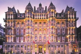 Luxury London Conference Hotels - Mandarin Oriental Hyde Park