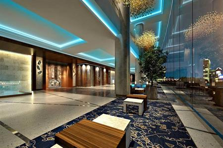 Meeting Rooms at InterContinental O2_Reception