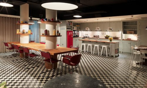 Quirky luxury meeting rooms in London