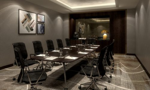 Luxury Meeting Rooms in London-Hilton London Bankside