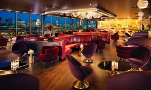 Venues with views in London